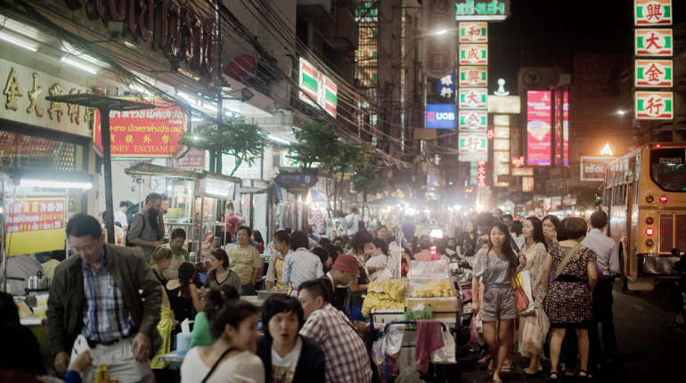 "CNN names Bangkok ""Number One in the World"" for street food"